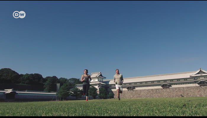Un día libre en Japón